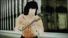 Rambo Skin