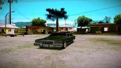 Cadillac Fleetwood Brouhman 1985