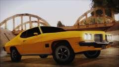 Pontiac Lemans Hardtop Coupe 1971 FIV АПП