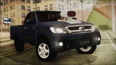 Toyota Hilux 2015 v2 para GTA San Andreas