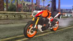 Honda Hornet Repsol 2010 para GTA San Andreas