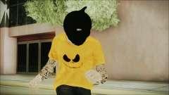DLC Halloween GTA 5 Skin 3
