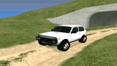 Lada Urban OFF ROAD