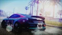Ford Mustang Shelby GT350R 2016 Kasumigaoka para GTA San Andreas