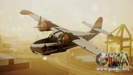 Grumman G-21 Goose N79901 para GTA San Andreas