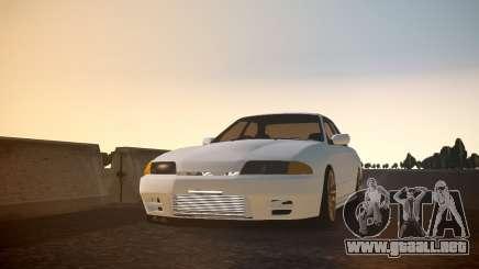 Nissan Skyline ER32 para GTA 4