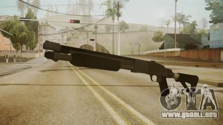 GTA 5 Shotgun para GTA San Andreas