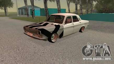 GAS 24 BQ para GTA San Andreas