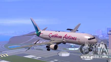 Boeing 767-300 Caribbean Airlines para GTA San Andreas