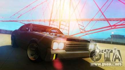 Sabre Race Edition para GTA San Andreas
