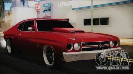 Chevrolet Chevelle Drag Car para GTA San Andreas