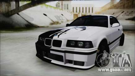 BMW M3 E36 Good and Evil para GTA San Andreas