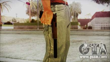 Original Colt 45 Silenced HD para GTA San Andreas