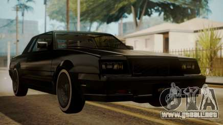GTA 5 Faction Stock DLC LowRider para GTA San Andreas