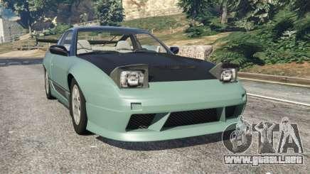 Nissan 240SX para GTA 5