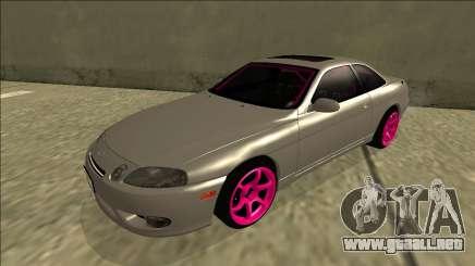 Lexus SC 300 Drift para GTA San Andreas