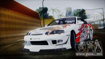 Lexus SC300 Edit para GTA San Andreas