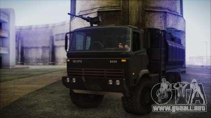 Archer Gun Truck para GTA San Andreas