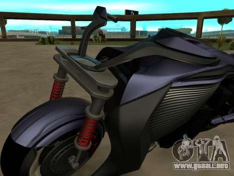 Krol Taurus concept HD ADOM v2.0 para la visión correcta GTA San Andreas