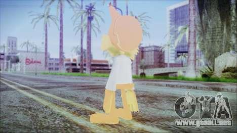 Bubsy para GTA San Andreas tercera pantalla