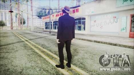 GTA Online Skin 29 para GTA San Andreas tercera pantalla