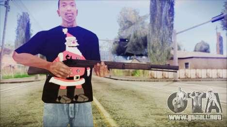 GTA 5 Musket - Misterix 4 Weapons para GTA San Andreas tercera pantalla