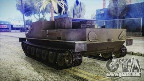 BTR-50 para GTA San Andreas left