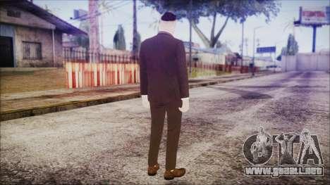 GTA Online Skin 14 para GTA San Andreas tercera pantalla