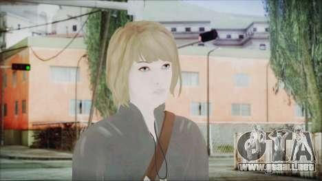 Life is Strange Episode 5-3 Max para GTA San Andreas