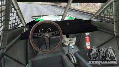 GTA 5 Ickler Jimco Buggy [Beta] vista lateral trasera derecha