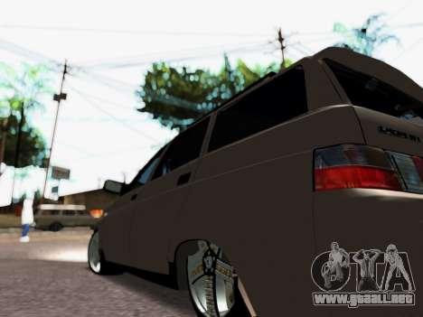 VAZ 2111 Tuning para la visión correcta GTA San Andreas
