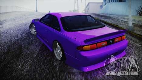 Nissan Silvia S14 Zenki BN Sports para GTA San Andreas left
