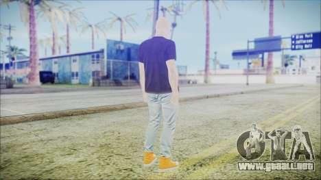 GTA Online Skin 55 para GTA San Andreas tercera pantalla