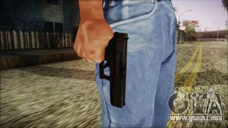 PayDay 2 Chimano 88 para GTA San Andreas tercera pantalla