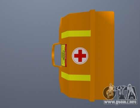 Kit De Primeros Auxilios para GTA San Andreas