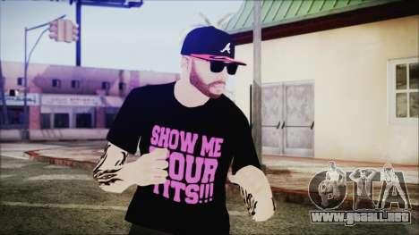 GTA Online Skin 48 para GTA San Andreas