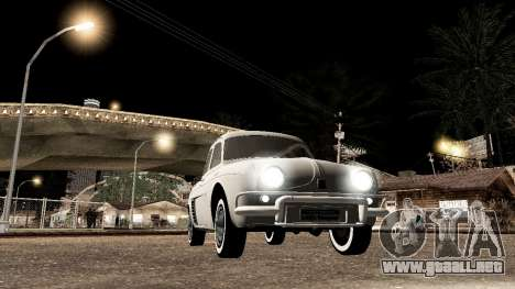 Willys-Overland Gordini III 1966 - Beta para GTA San Andreas
