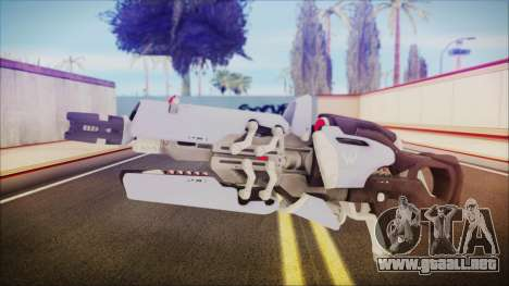 Widowmaker - Overwatch Sniper Rifle para GTA San Andreas