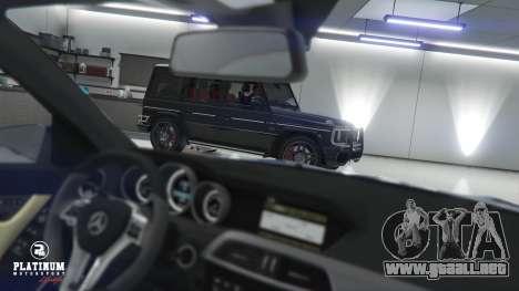 Rueda de GTA 5 Mercedes-Benz G63 AMG v1