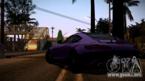 ENB by OvertakingMe (UIF) v2 para GTA San Andreas quinta pantalla