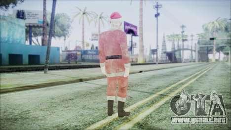 GTA 5 Santa Sucio para GTA San Andreas tercera pantalla