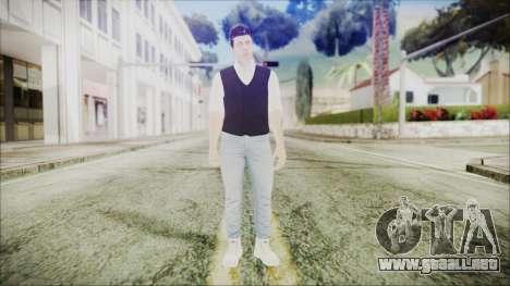 Skin GTA Online Bussines 3 para GTA San Andreas segunda pantalla