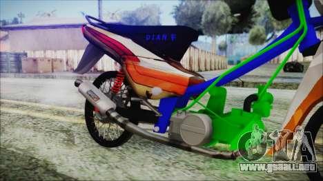Supra X para la visión correcta GTA San Andreas