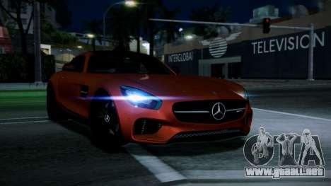 ENB by OvertakingMe (UIF) v2 para GTA San Andreas sexta pantalla