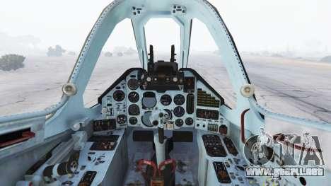 GTA 5 Su-25 v1.1 quinta captura de pantalla