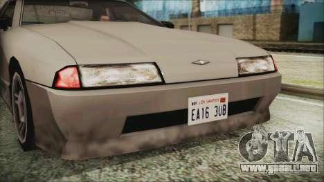 Archivo nuevo Vehículo.txd para GTA San Andreas