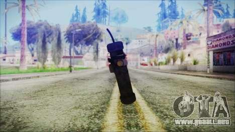 Pipe Bomb Reborn para GTA San Andreas segunda pantalla