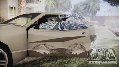 Archivo nuevo Vehículo.txd para GTA San Andreas quinta pantalla
