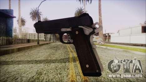 PayDay 2 Crosskill para GTA San Andreas tercera pantalla
