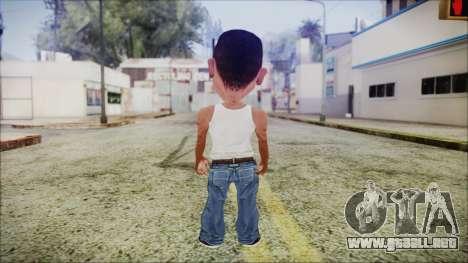 Mini CJ para GTA San Andreas tercera pantalla